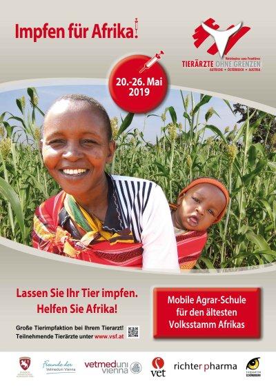 Impfen für Afrika 2019