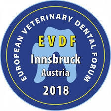 European Veterinary Dental Forum Innsbruck 2018