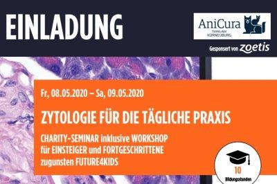 Charity-Seminar & Workshop: Zytologie für die tägliche Praxis