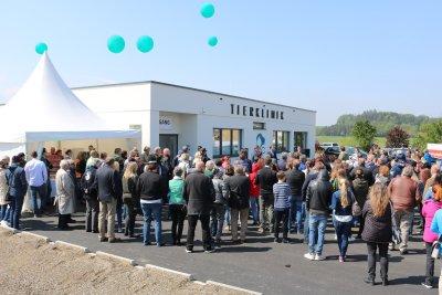 Eröffnung der Tierklinik St. Pölten