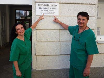 Tierzahnheilzentrum DDr. Stoian und Dr. König