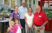 Am 10. Juni 2017 feierte Dr. Norbert Kopf seinen 73. Geburtstag und den 30. Geburtstag seiner Kleintierklinik Breitensee.