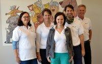 Dr. Claudia Kreil-Ouschan und ihr Team