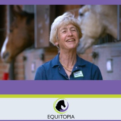 Dr. Sue Dyson´s Online Kurs 'Recognizing the 24 behaviors indicating pain in the ridden horse'