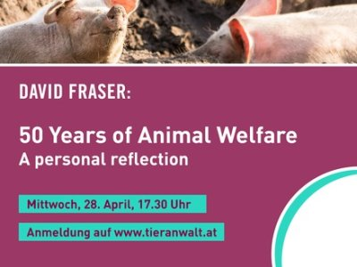 David Fraser: Fifty years of animal welfare � a personal reflection